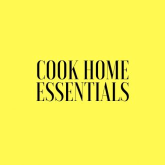 Cook at home essentials